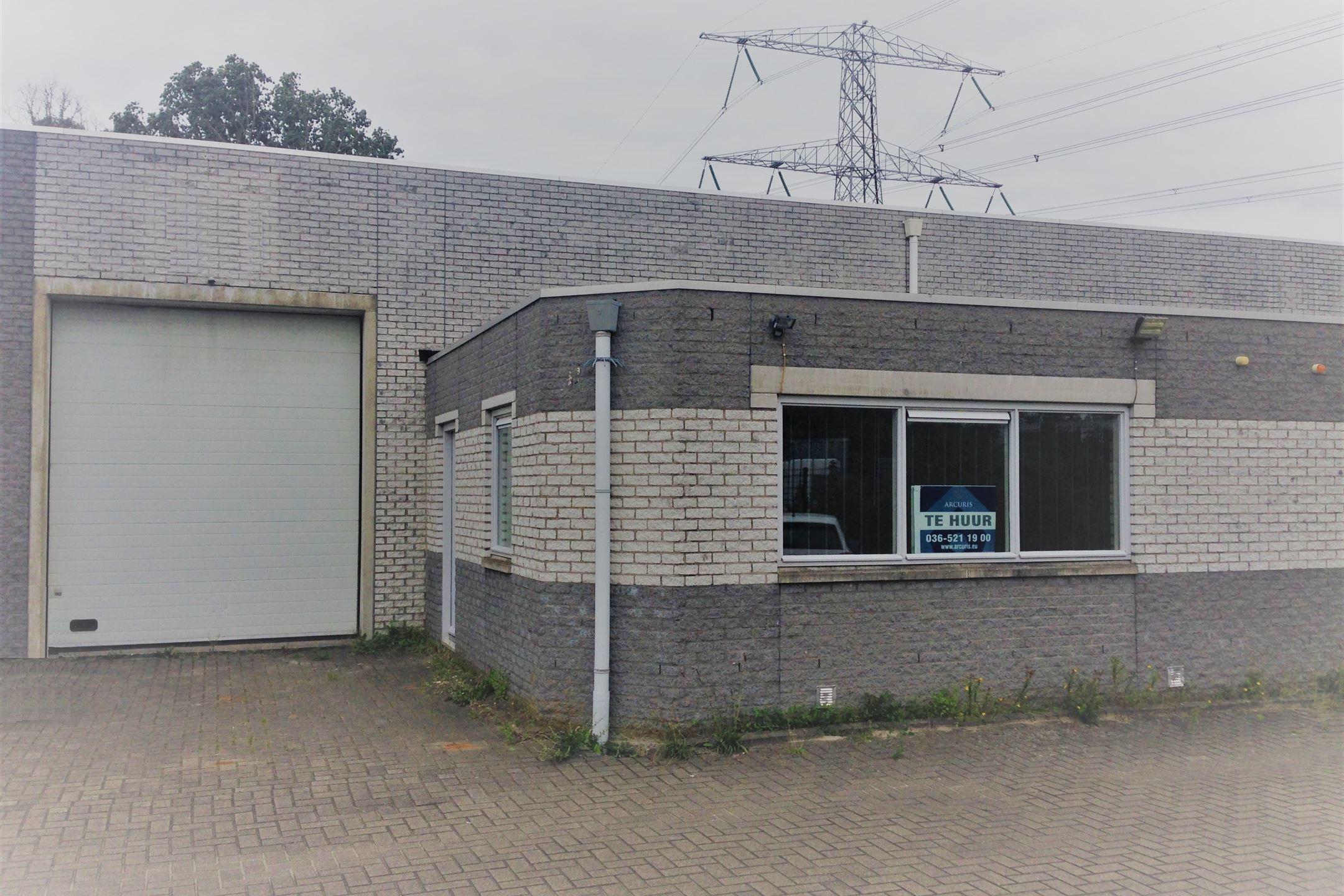 Garage Huren Almere : Almere zoek verhuurd: radioweg 30 1324 kp almere [funda in business]