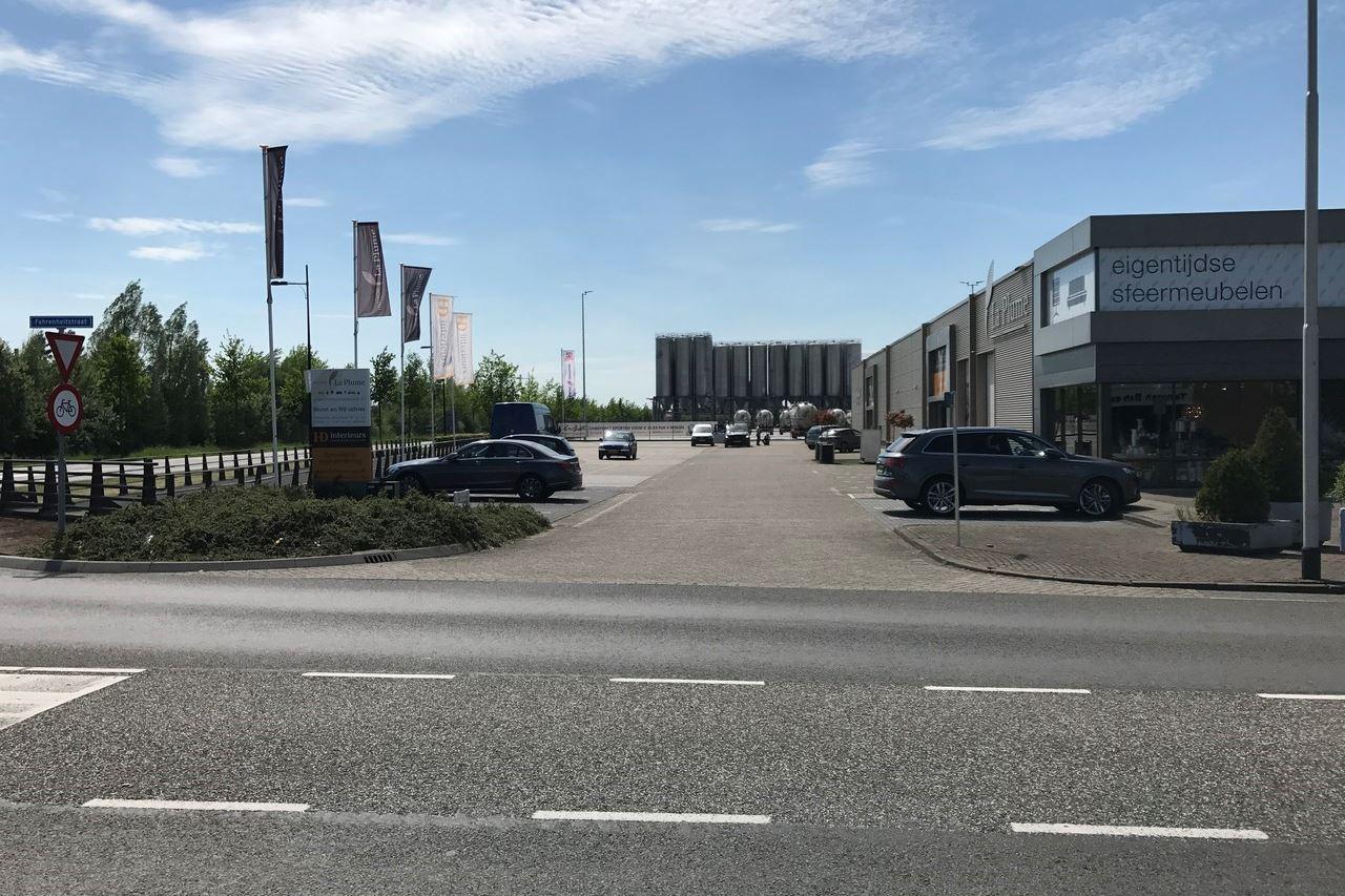 Winkel Rijssen | Zoek winkels te huur: Fahrenheitstraat 1 - 1A 7461 ...