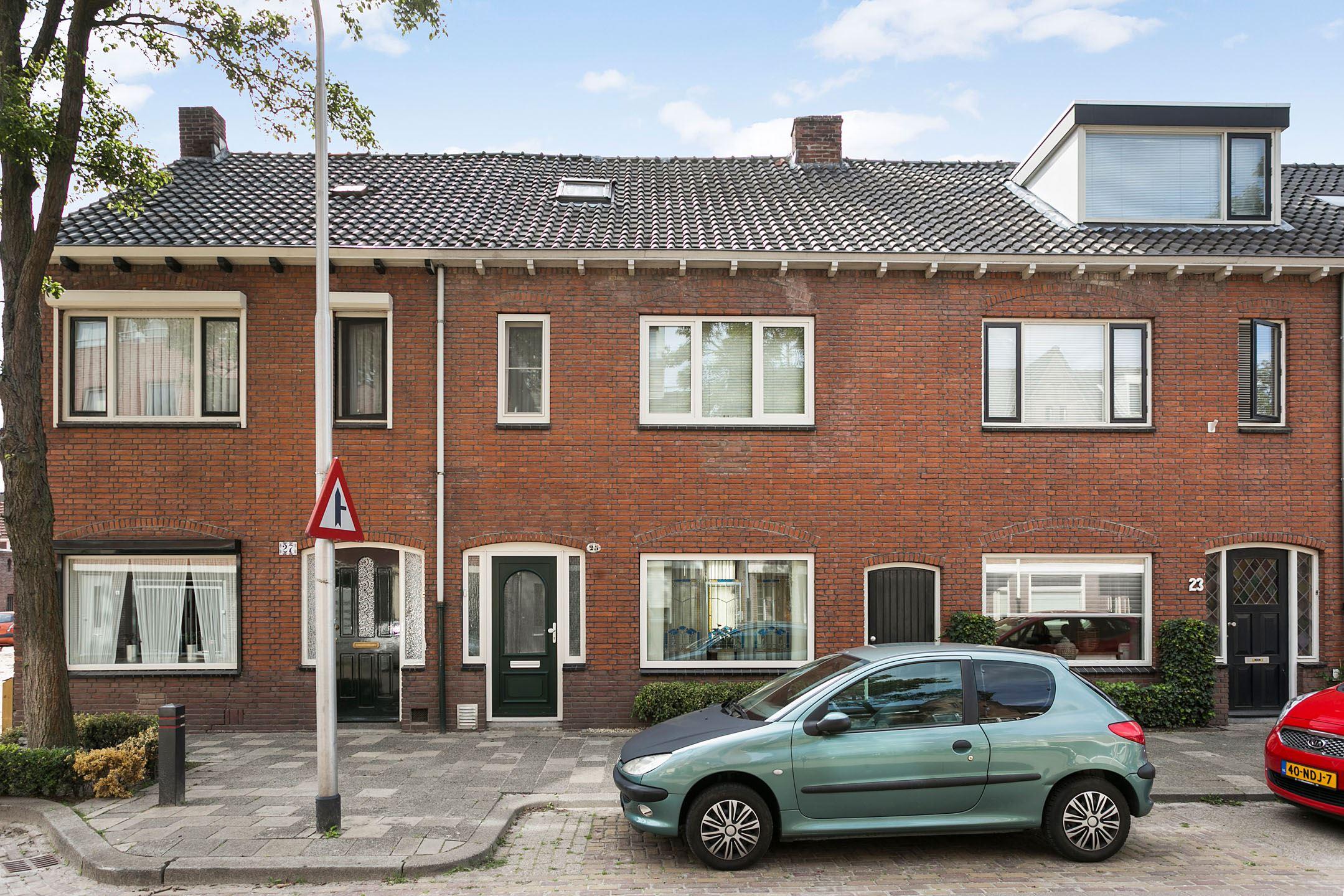 Verkocht: Valentijnstraat 25 5014 KE Tilburg [funda] Hornstraat 25 Tilburg
