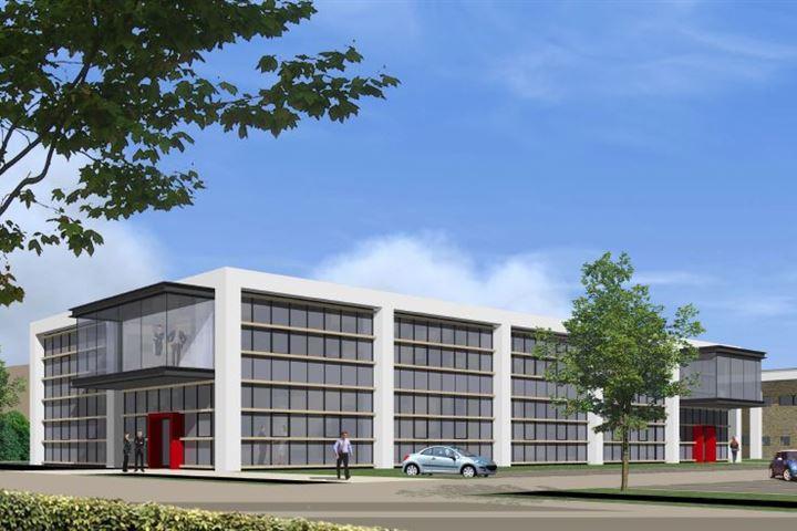 Oosteinde - Bedrijfsgebouw De Wetering, Warmond