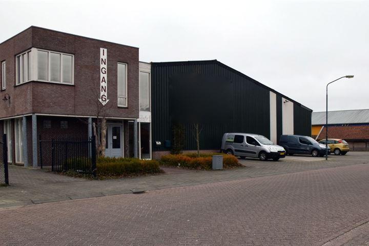 Florijnstraat 1, Chaam
