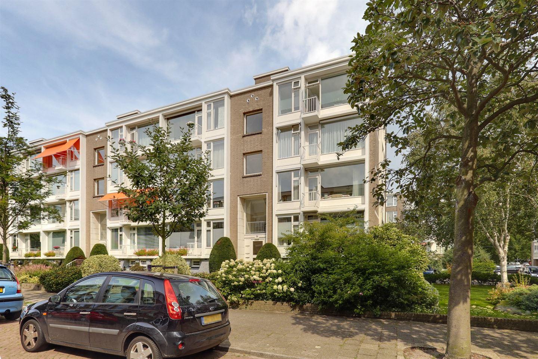 Appartement te koop messchaertstraat 72 2551 kr den haag for Huis te koop den haag