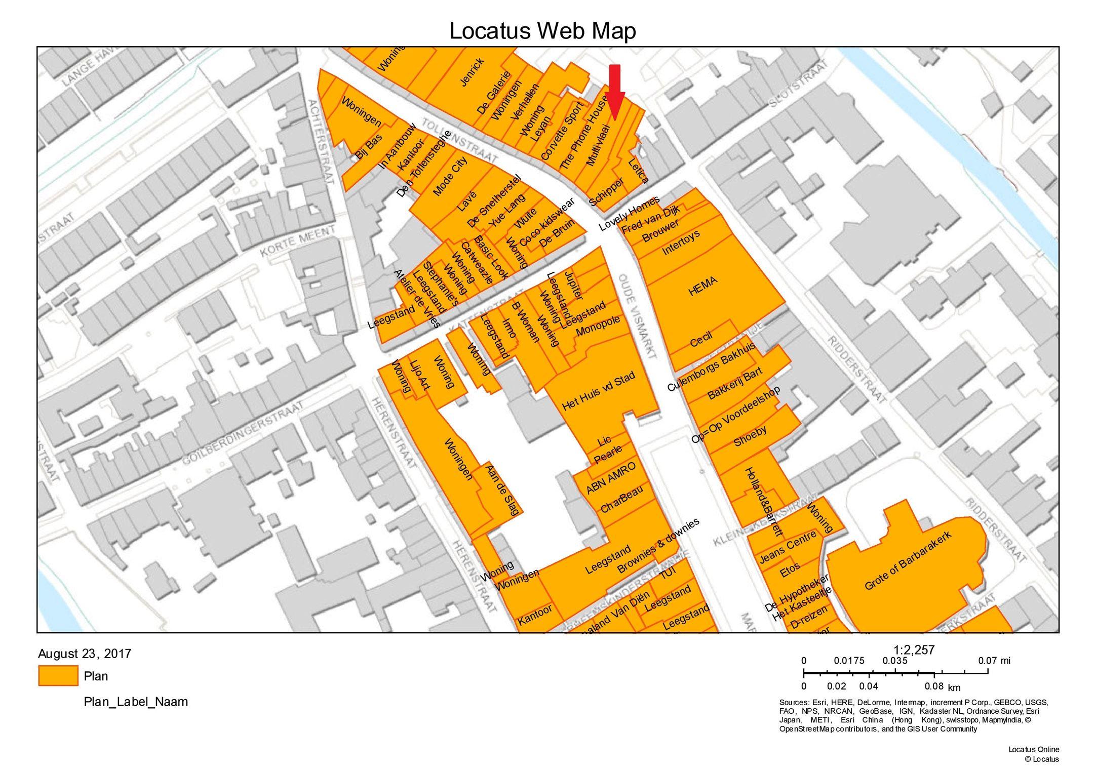 Culemborg | Zoek verkocht: Tollenstraat 5 4101 BD ... Multivlaai