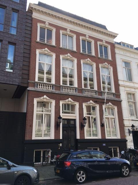 Kantoor den haag zoek kantoren te huur oranjestraat 13 for Bureau 13 den haag
