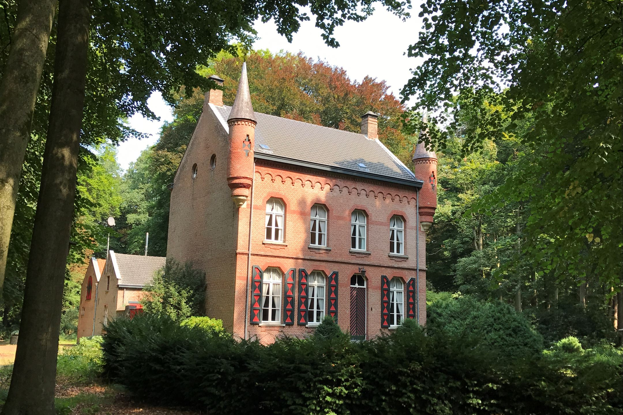 Verkocht gorp 8 5081 nb hilvarenbeek funda for Funda landgoed