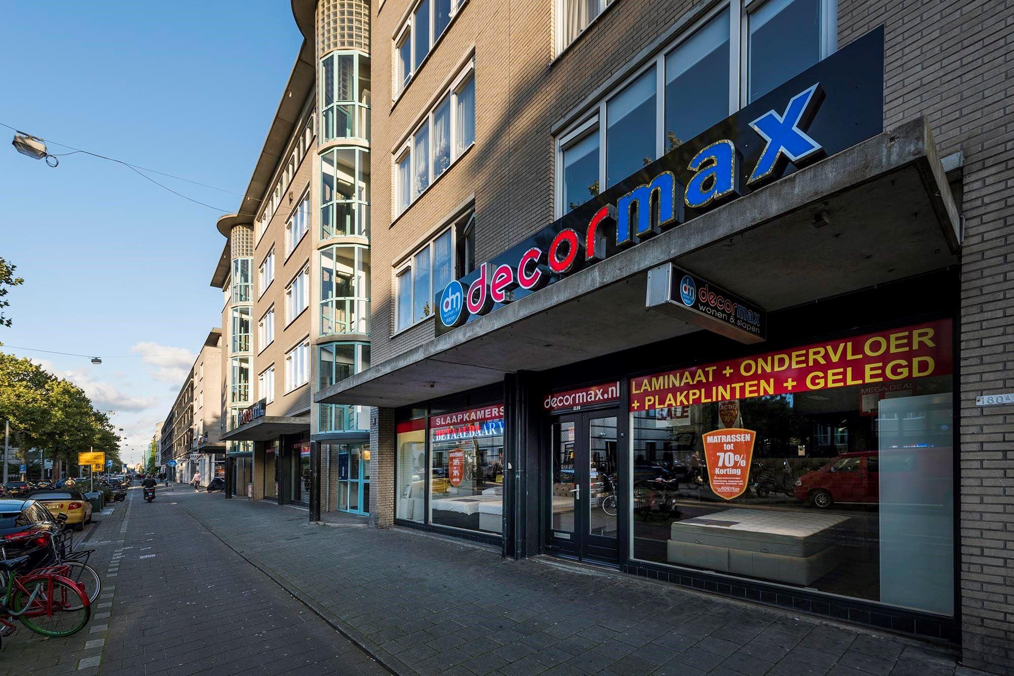 Amsterdam zoek verkocht eerste oosterparkstraat 182 190 for Funda amsterdam watergraafsmeer