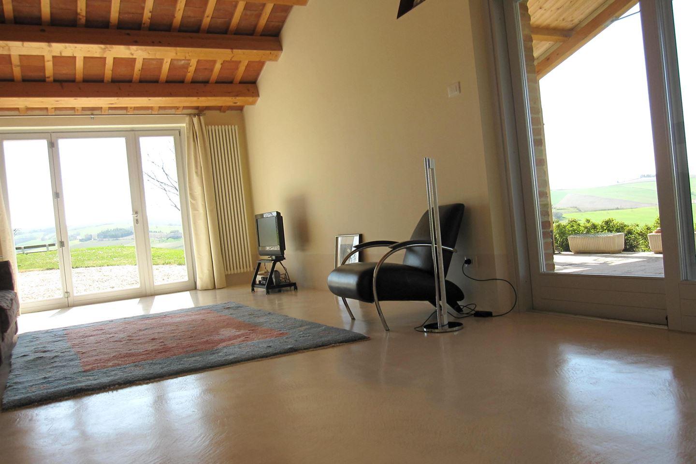 Bekijk foto 3 van Landhuis - Le Marche Belvedere Ostrense (Ancona), Italië