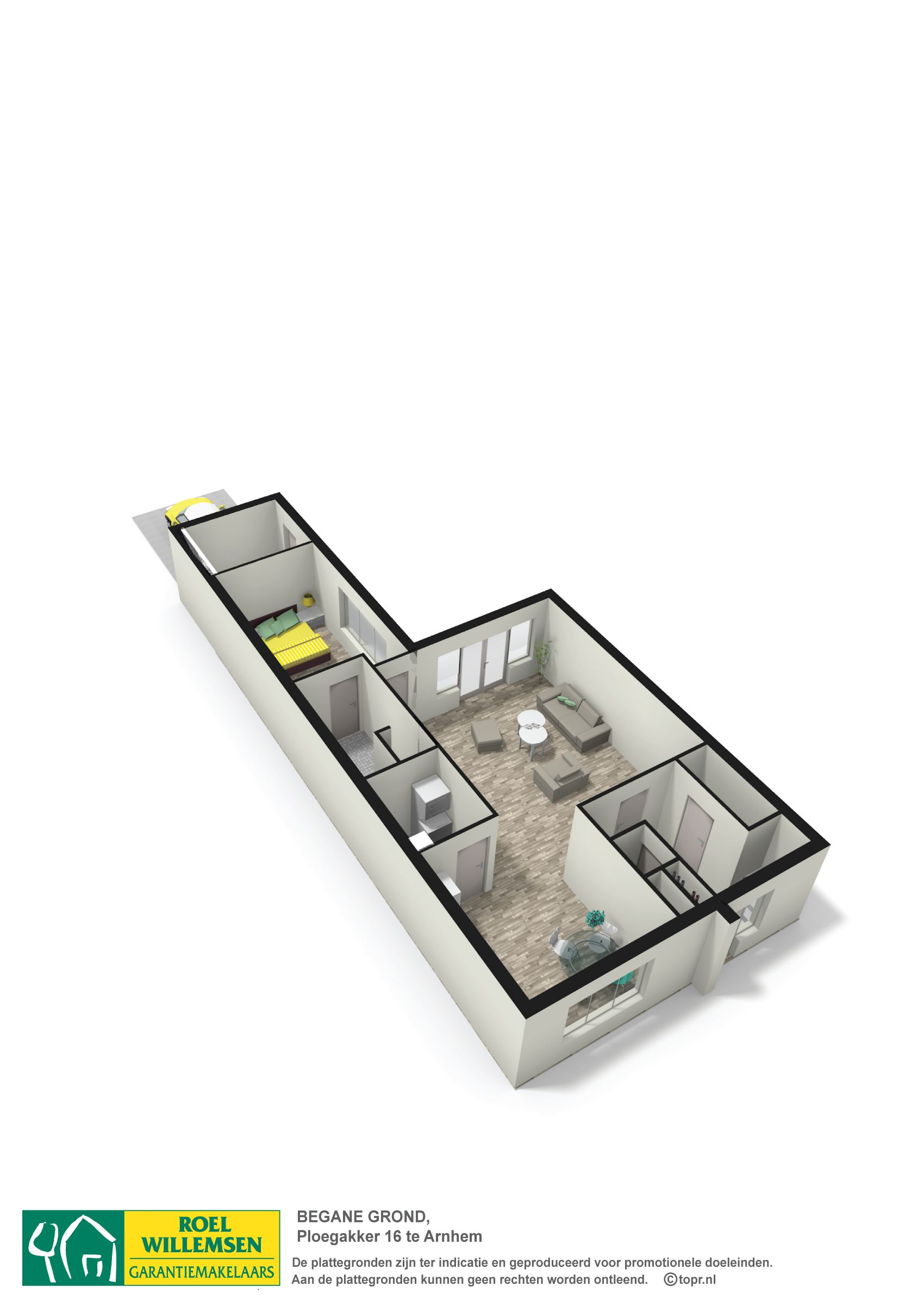 Huis te koop: Ploegakker 16 6846 KN Arnhem [funda]
