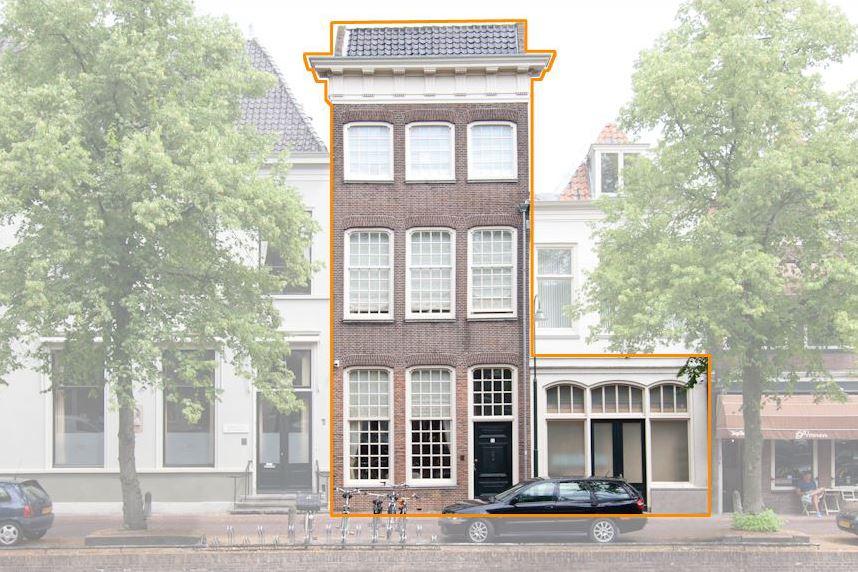 Huis te koop oosthaven 18 19 2801 pc gouda funda for Dubbel woonhuis te koop