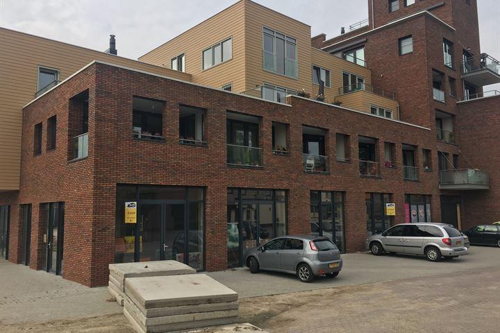 Bedrijfsruimten Coöperatiegebouw