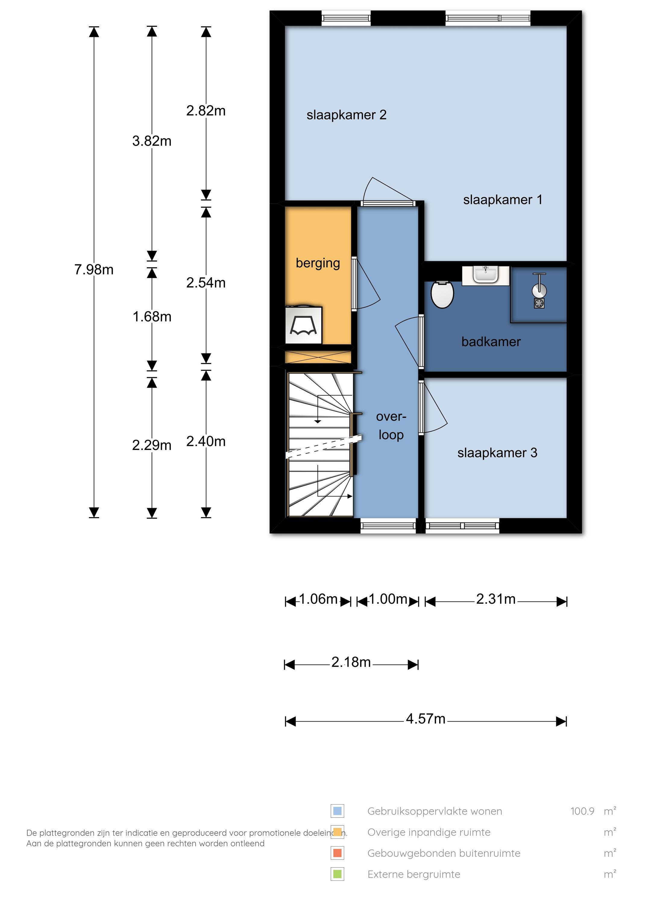 huis te koop zeilvaart 10 6846 lg arnhem funda