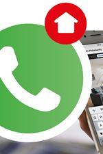 Nieuw: Waardebepaling via WhatsApp -