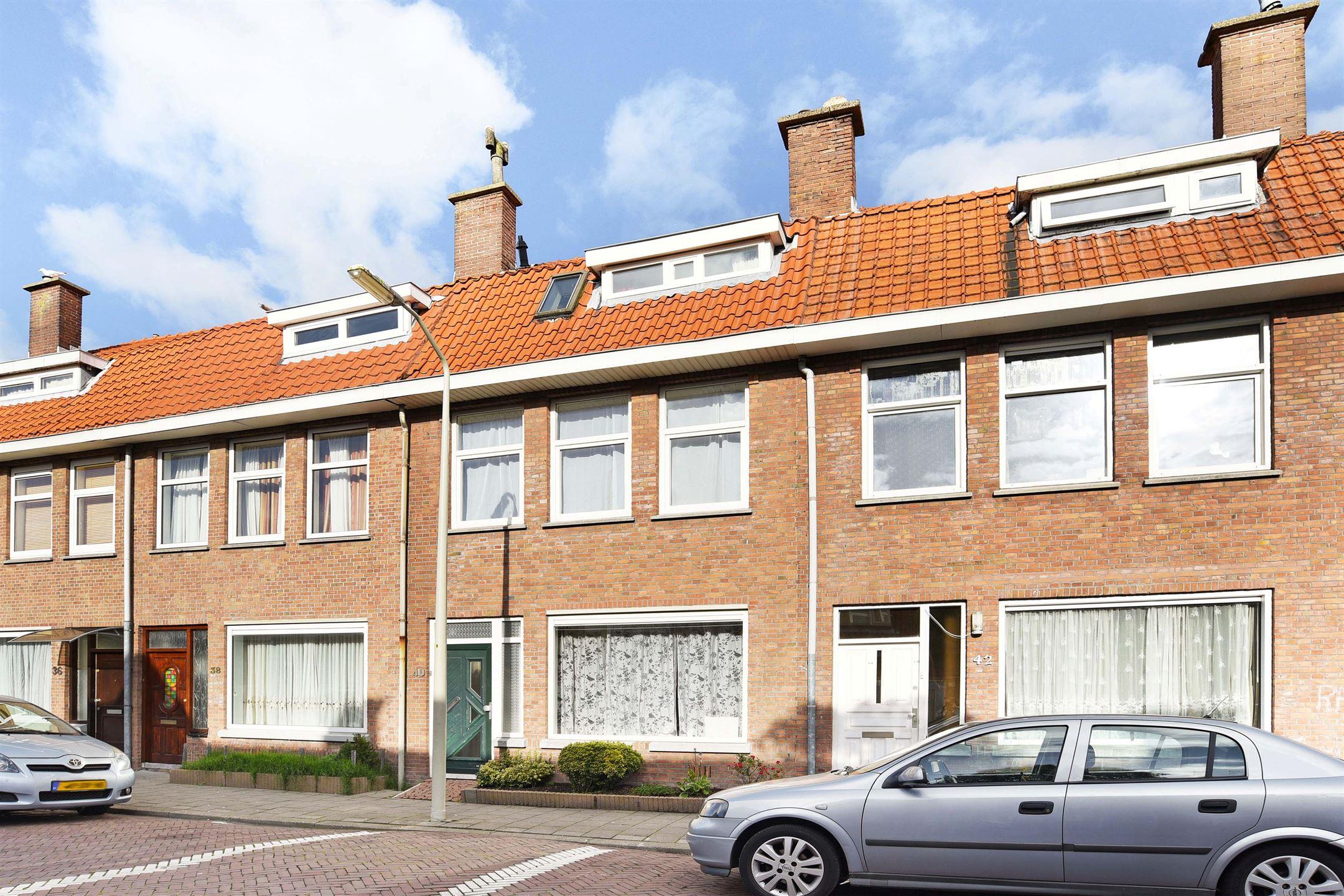 Verkocht van koetsveldstraat 40 2523 eh den haag funda for Eengezinswoning den haag