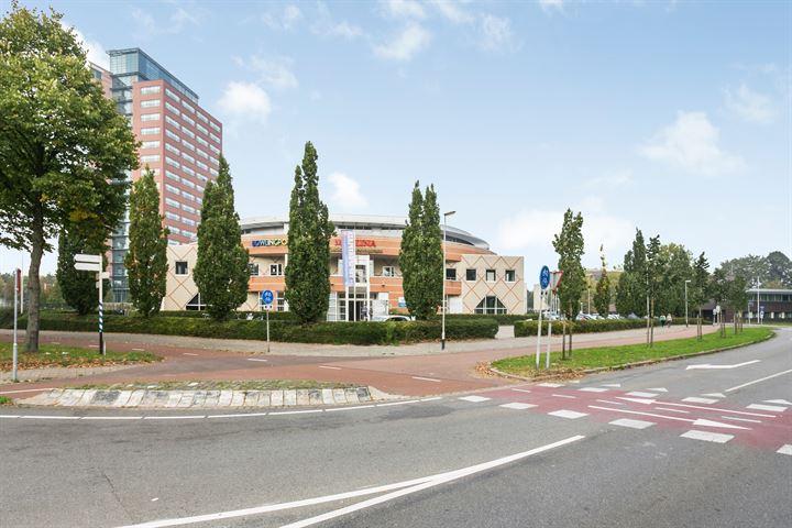 Hambroeklaan 1, Breda