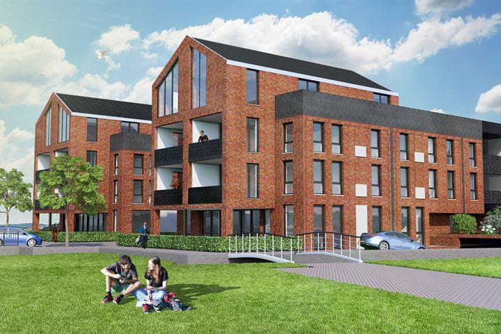Bentheimerstraat appartement 6