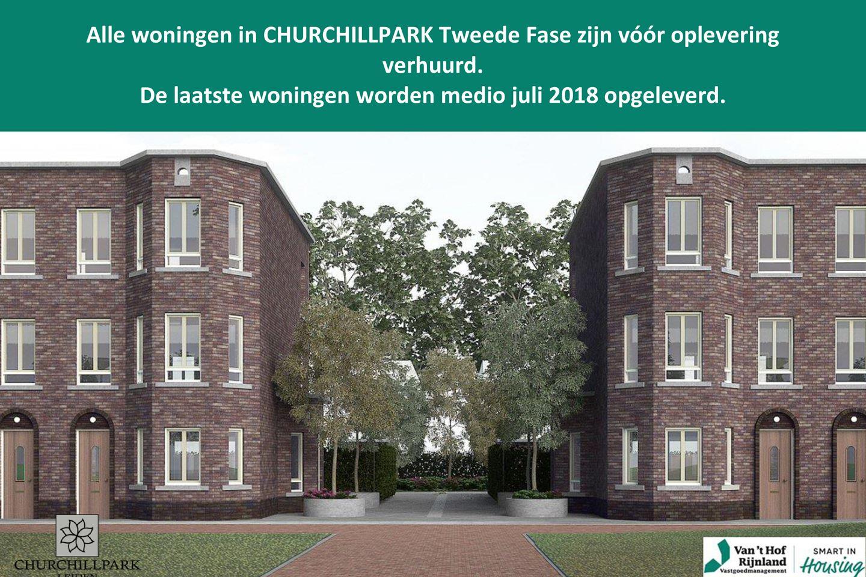 Nieuwbouwproject te huur churchillpark e fase funda