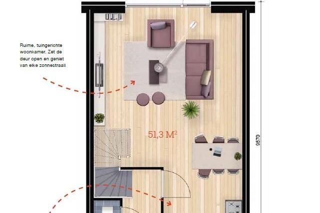 Huis te koop: Het Hennennest 7007 Doetinchem [funda]