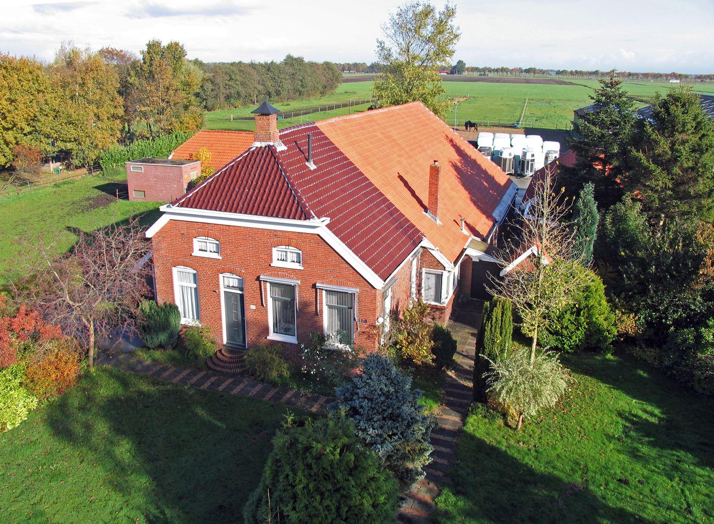 Verkocht borgweg 108 9616 tl scharmer funda for Paardenaccomodatie te koop