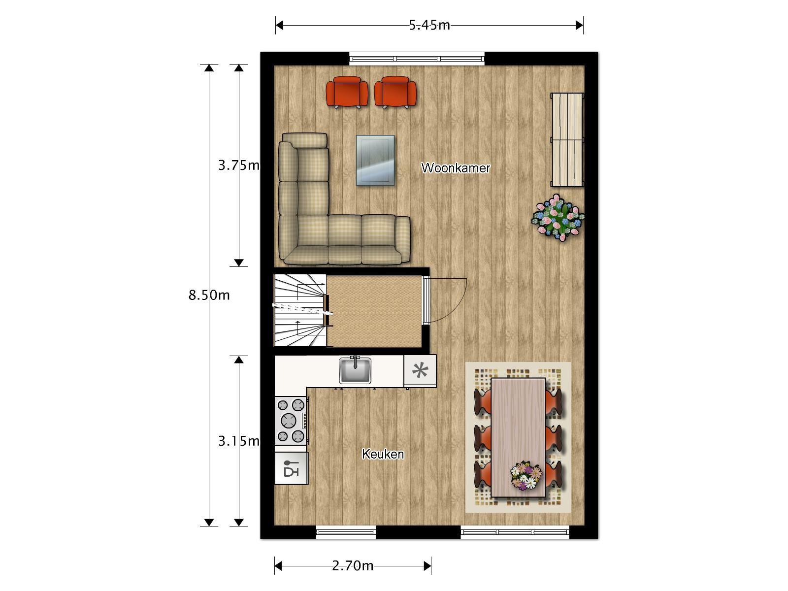 Huis te koop: Erasmuslaan 11 2984 XH Ridderkerk [funda]