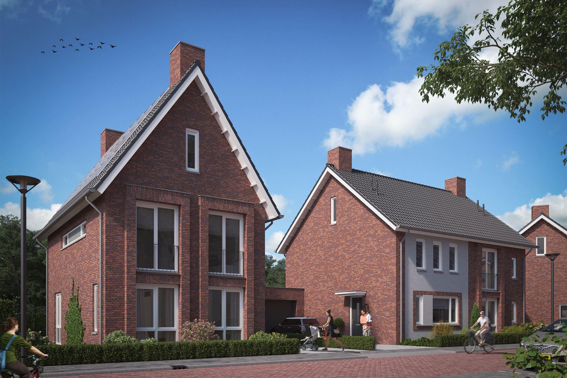 Huis te koop albano lob c vrijstaand gesch bouwnr 1 for Vrijstaand huis achterhoek