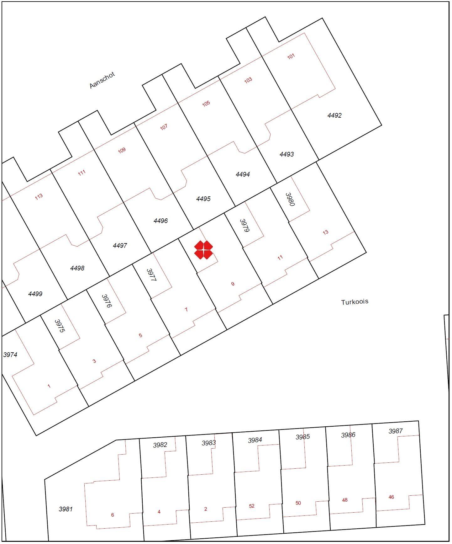 Huis te koop: Turkoois 9 5629 GN Eindhoven [funda]