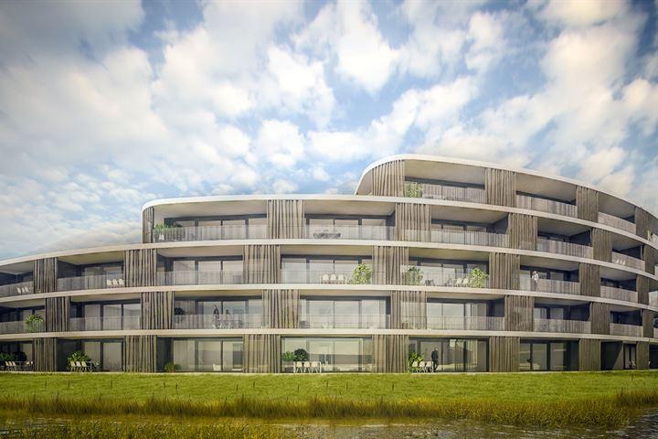 Sint Jakobsschelp 1 t/m 71 - Appartementen