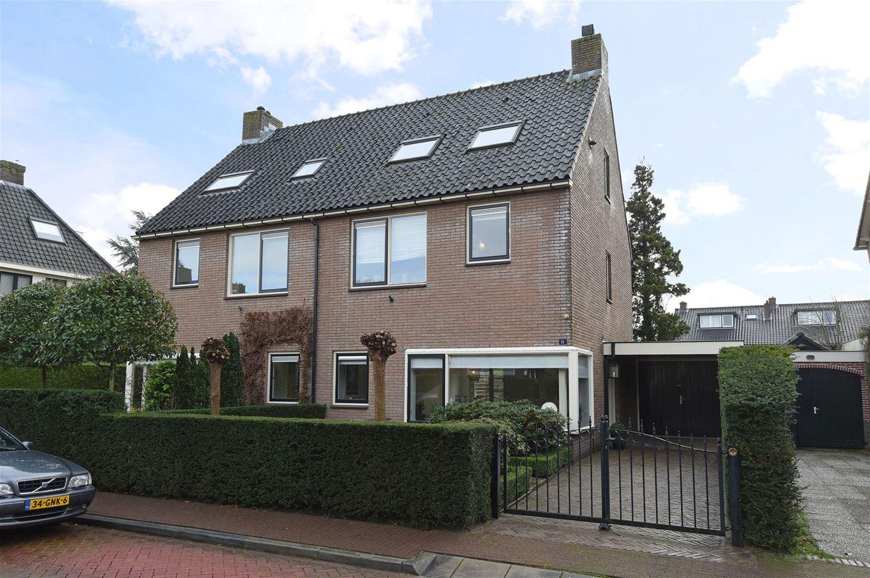 Verkocht: Jan Steenlaan 1 B 1272 HH Huizen [funda]