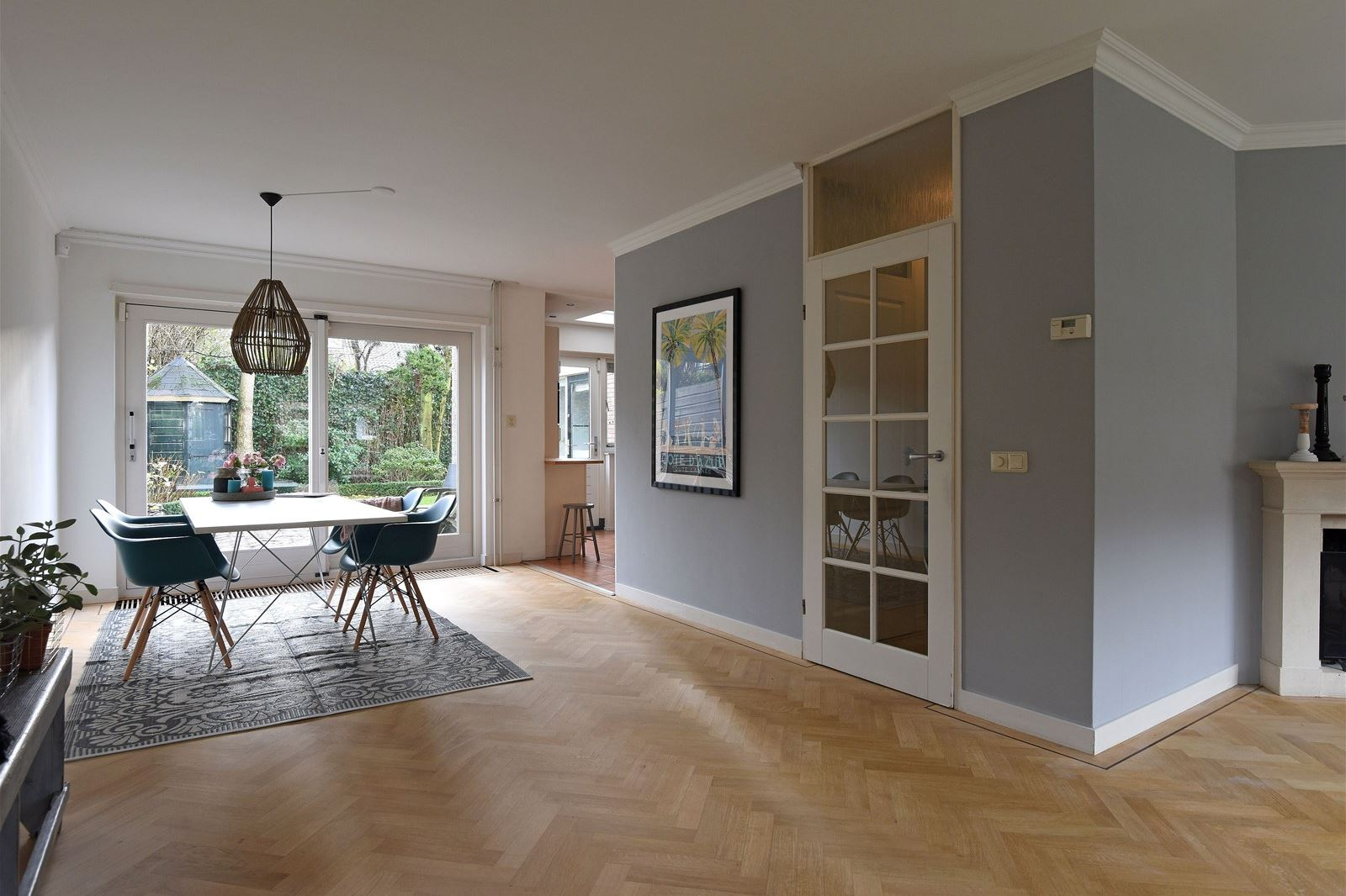 Verkocht jan steenlaan 1 b 1272 hh huizen funda for Nieuwbouwhuis inrichten tips