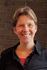 Anneke Kingma (Office manager)