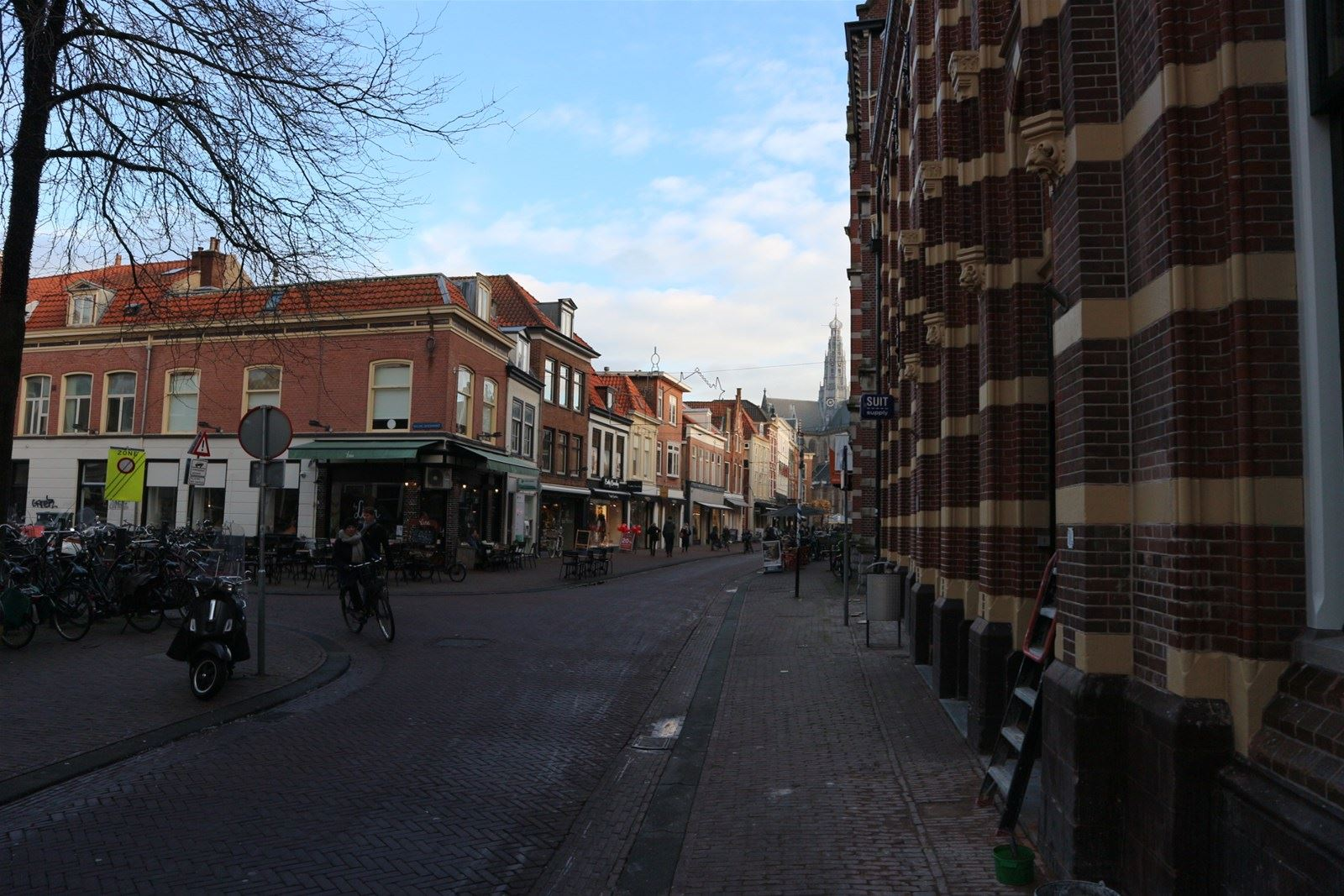 Winkel haarlem zoek winkels te huur zijlstraat 61 2011 for Funda haarlem centrum