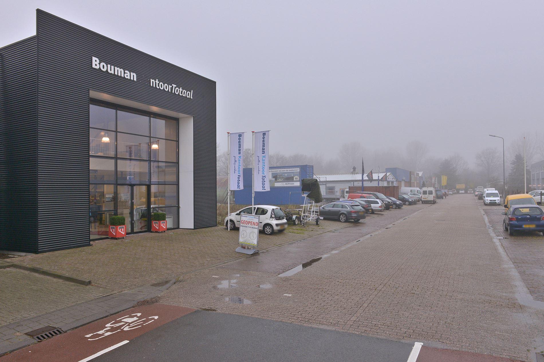 Bouman Kantoor Totaal : Pci nederland neemt bouman kantoortotaal over lexence