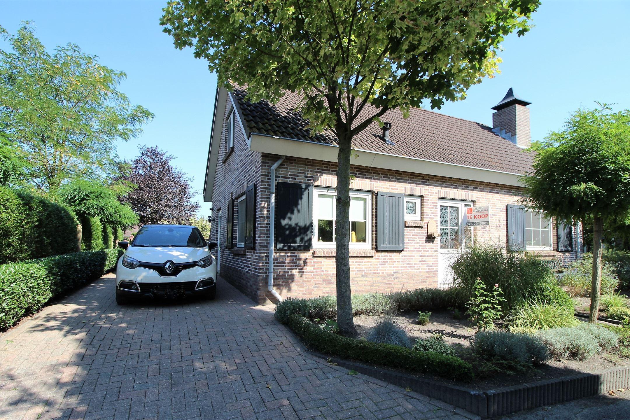 Huis te koop: Kleine Heistraat 16 207 4884 ME Wernhout [funda]