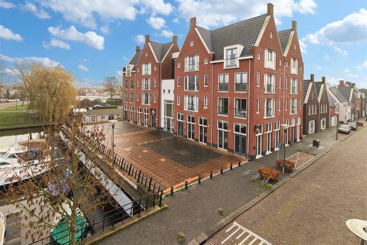 Havenhoofd 2-8, Oudenbosch