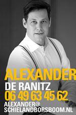 Alexander de Ranitz (Assistent-makelaar)