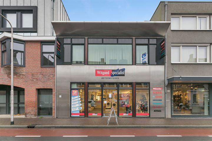 Hasseltstraat 240 en 240a, Tilburg