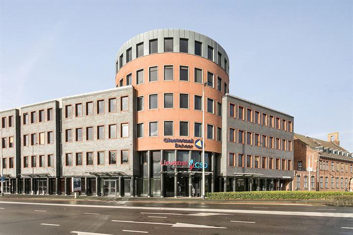 Tramsingel 1 -6, Breda