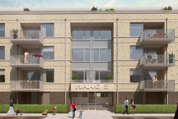 Verkocht: Haag5 - Appartement (Bouwnr. 2) 4812 XE Breda [funda]