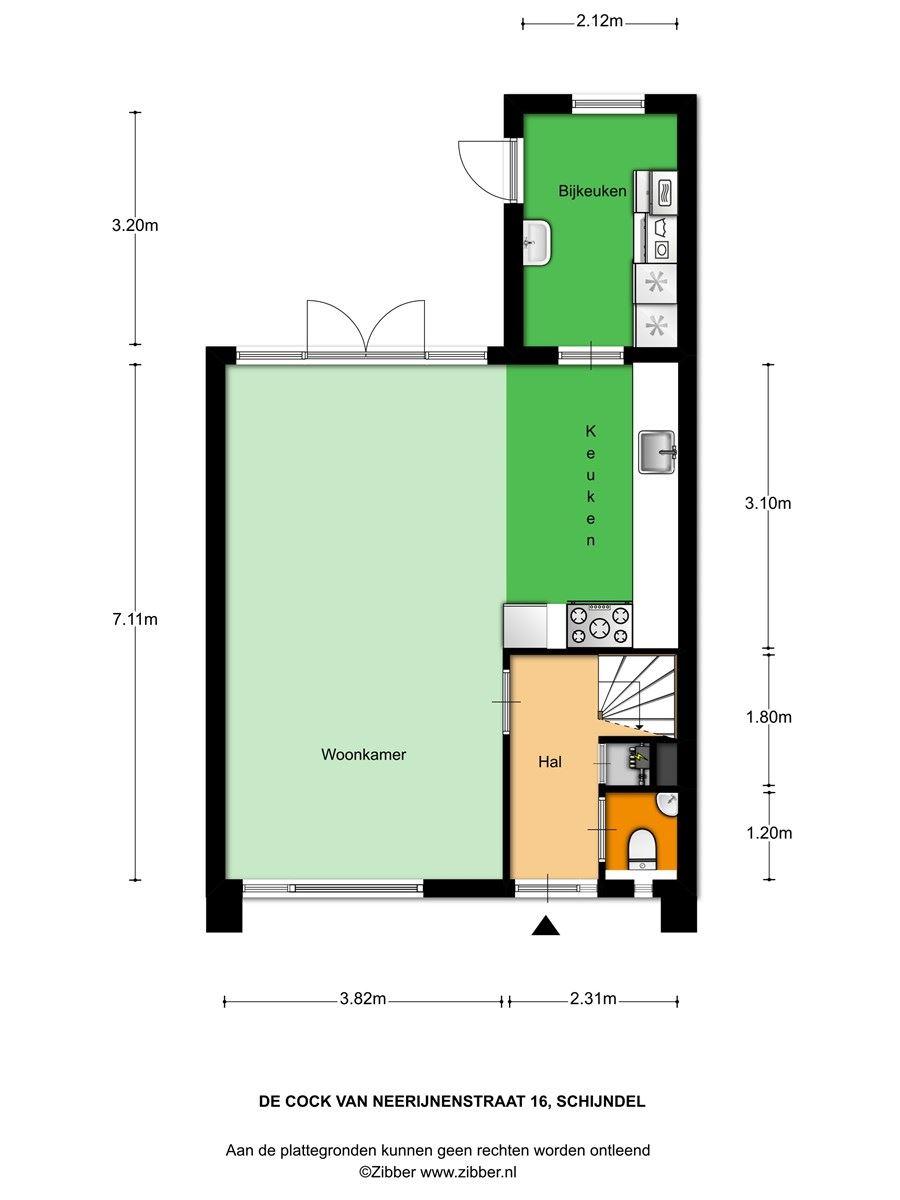 Geliefde Verkocht: de Cock van Neerijnenstraat 16 5482 GS Schijndel [funda] WJ-78