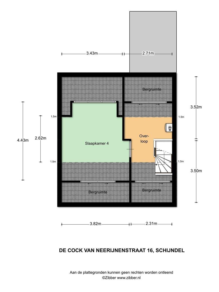 Populair Verkocht: de Cock van Neerijnenstraat 16 5482 GS Schijndel [funda] GD-76