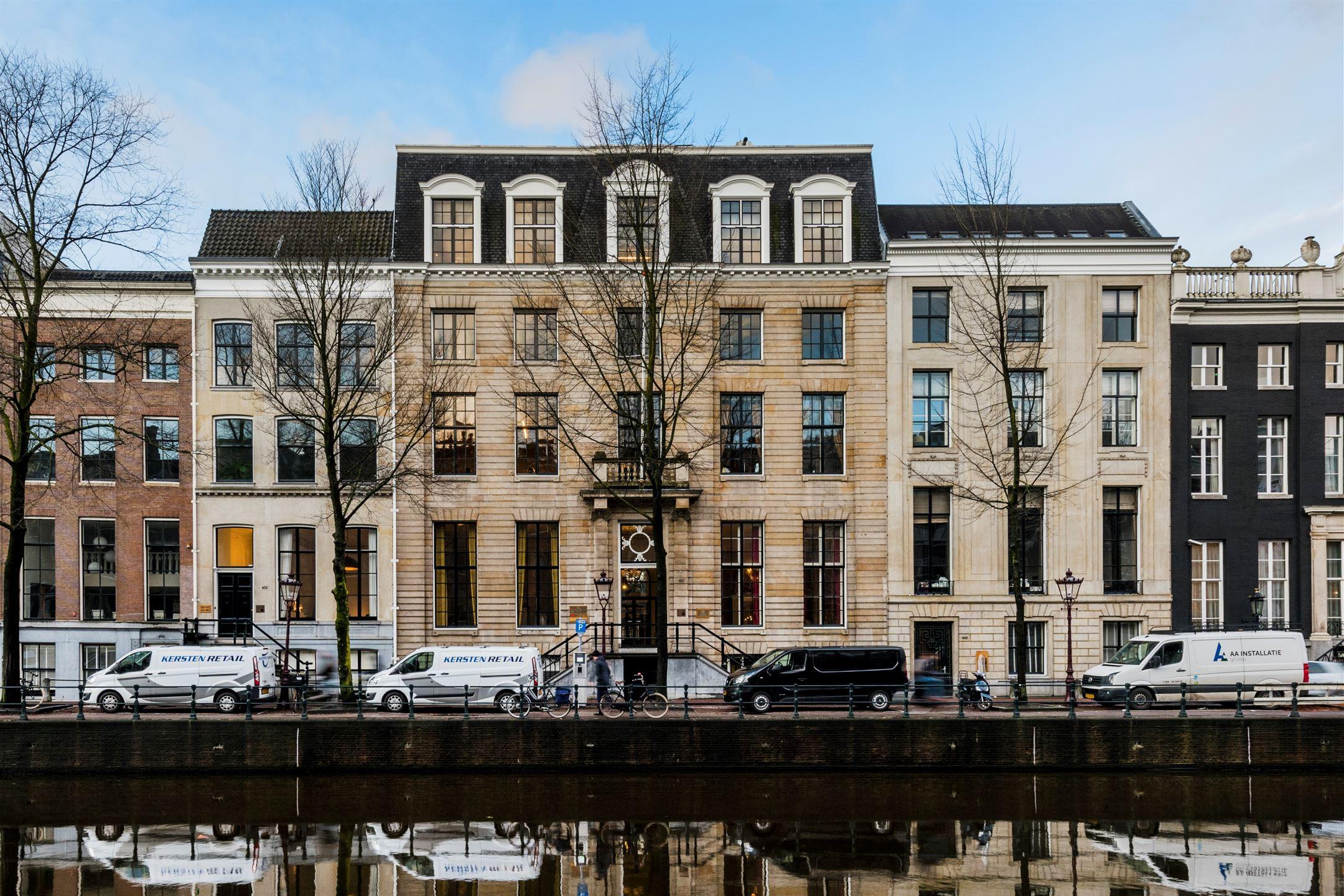 Kantoor amsterdam zoek kantoren te huur herengracht 448 for Herengracht amsterdam