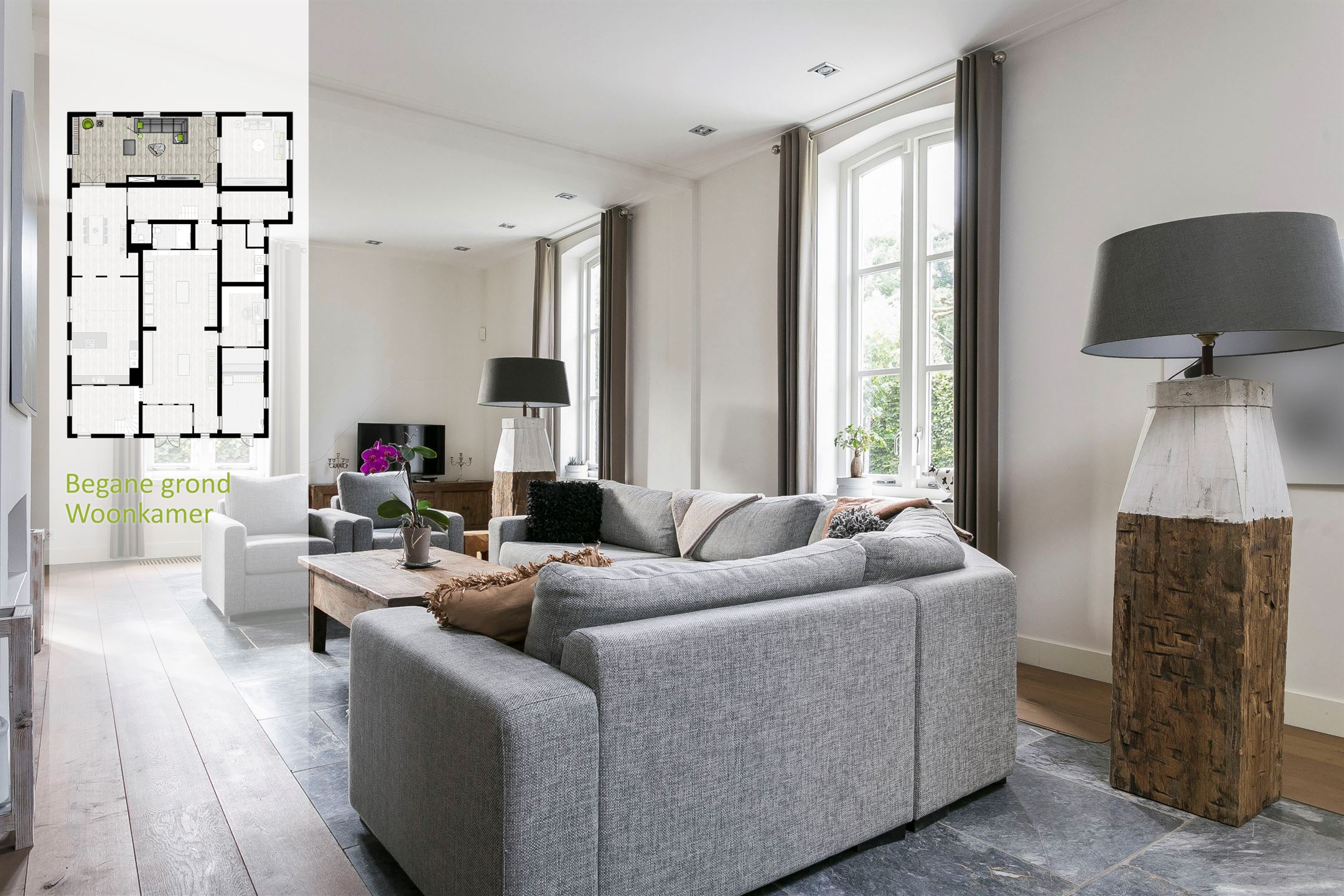 Beautiful Zandkleur Woonkamer Photos - Modern Design Ideas ...