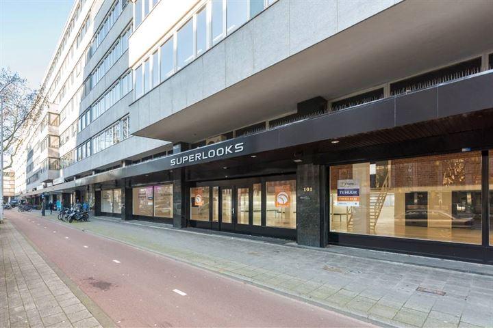 Westblaak 101, Rotterdam