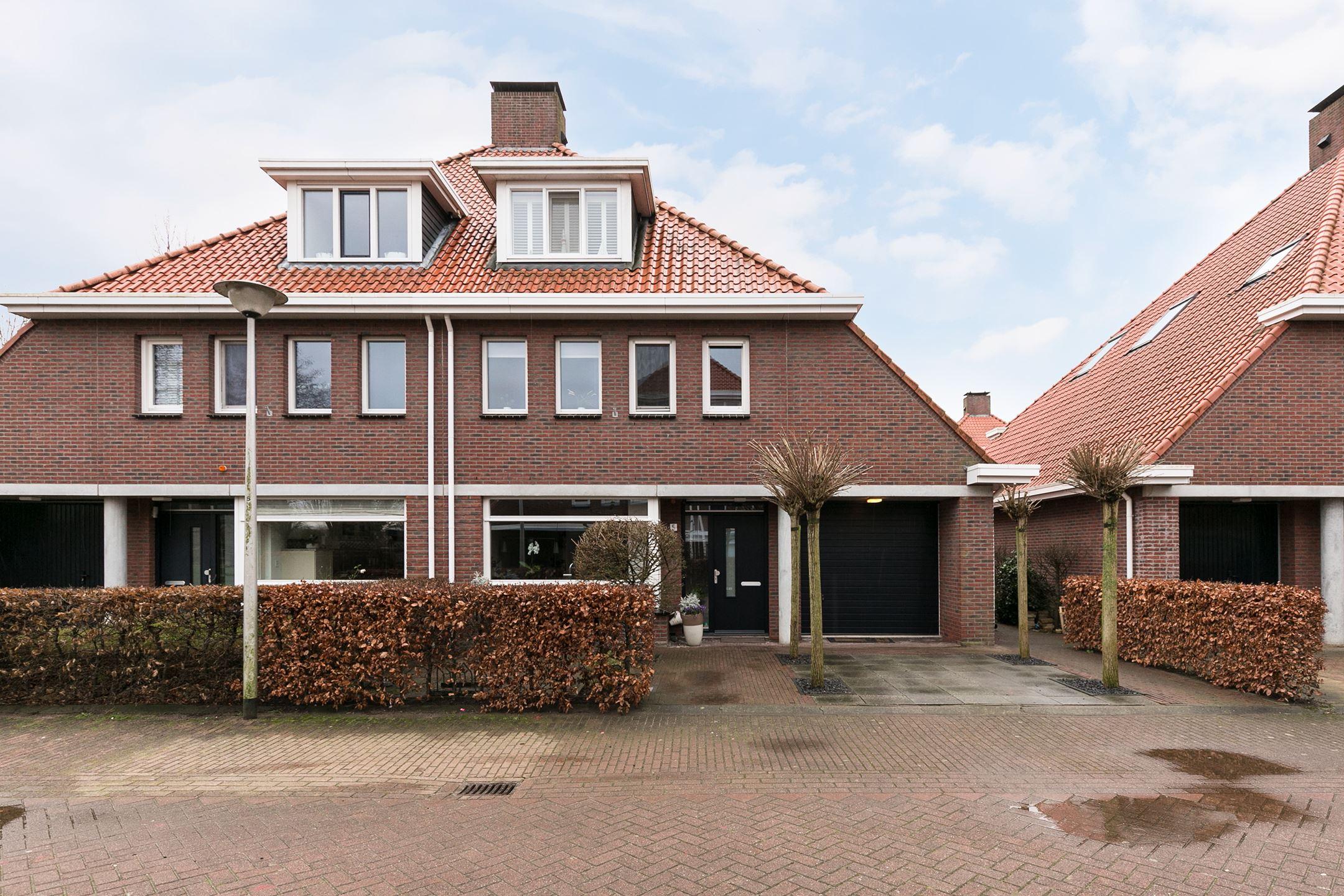 Verkocht: Riederhagen 5 2993 XE Barendrecht [funda]