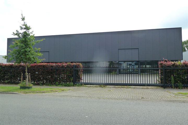 Watermolen 14, Maastricht