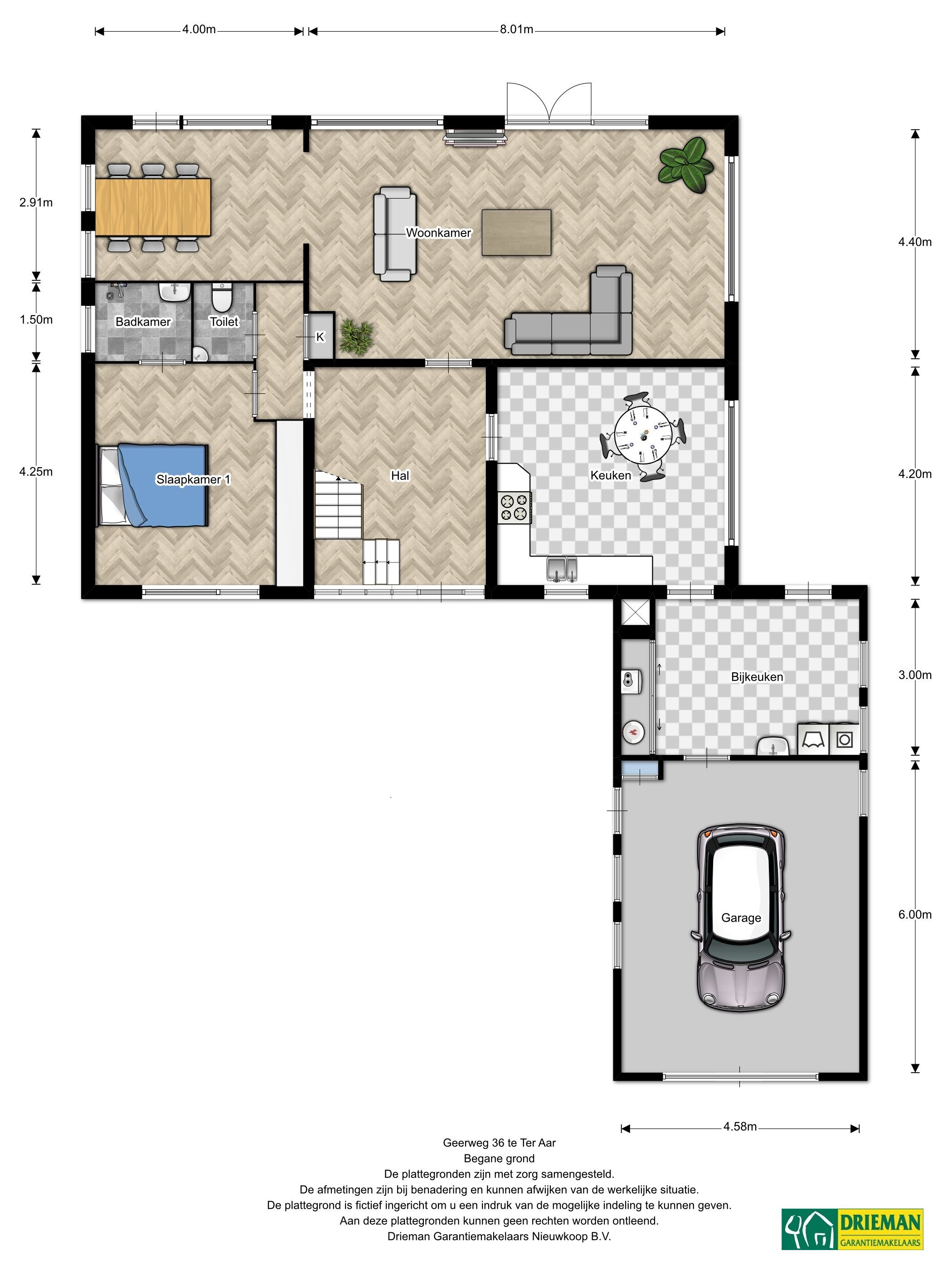 Best Afmetingen Woonkamer Photos - Home Ideas Design - commonsdev.us