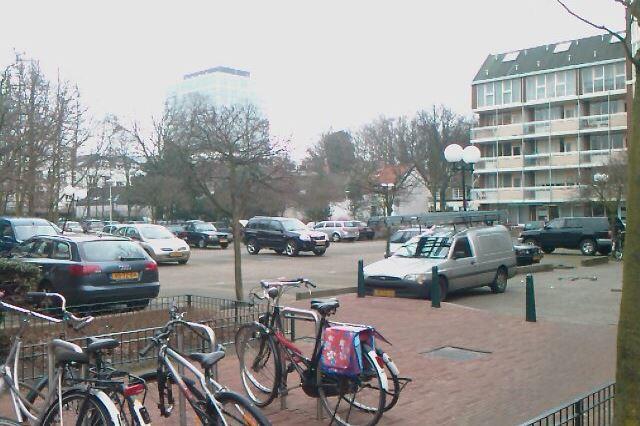 Bekijk foto 1 van Frederikstraat parkeerterrein