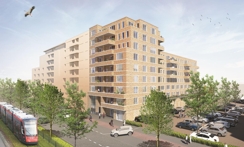 Appartement te koop bouwnummer bouwnr 1 2552 gg den for Huis te koop den haag