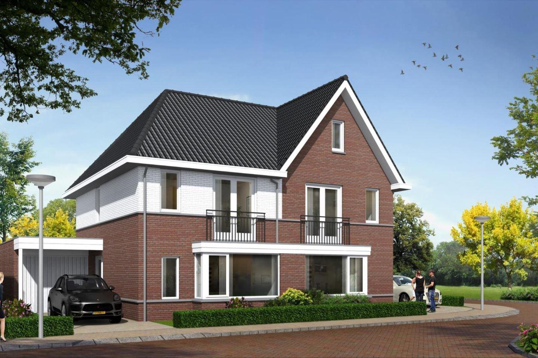 New development project for sale luxe woningen kruidenlaan