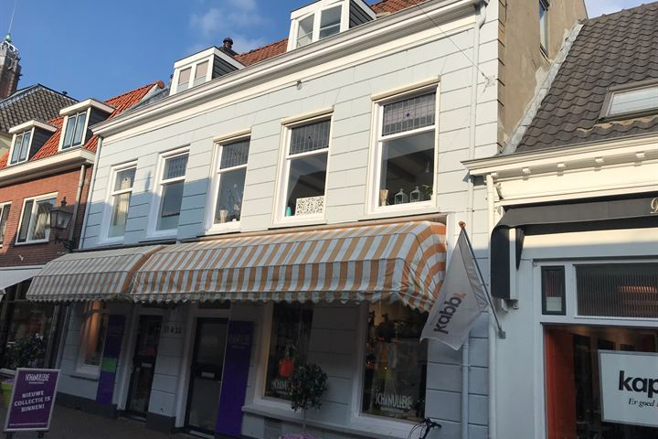 Kerkstraat 21-23, IJsselstein