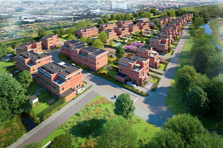 Huis te koop boekweitkamp bouwnr 70 2592 den haag funda for Huis te koop den haag